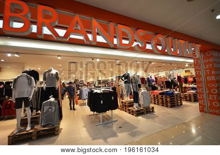 Brands Outlet Store In Kota Kinabalu