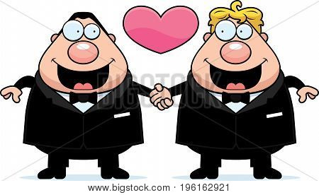 Cartoon Gay Marriage