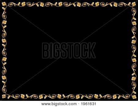 Gold Frame2