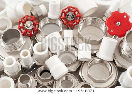Combined Fittings And Pipe Unions