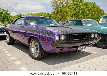 1970 Dodge Challenger Vintage Car