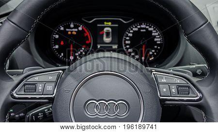 Audi A3 Interior Car