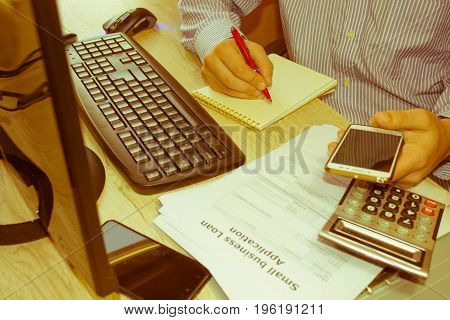 Business loans rates. Business loans form. Business loans that do not require collateral - Retro color