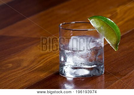 Tequila With A Lime