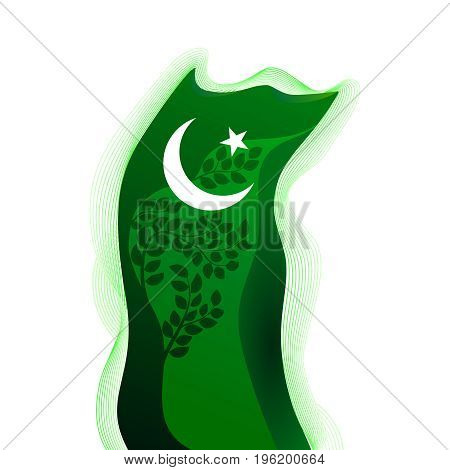 Pakistan Independence Day, National Flag