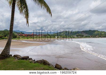 Beach Hotel In Costa Rica