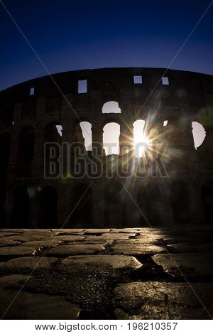 Colosseum To The Dawn