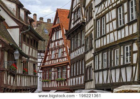 Historic quarter of Petite France, Strasbourg, France