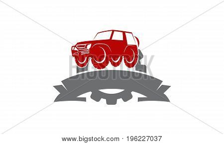 This image describe about Adventure Car Gear Ribbon