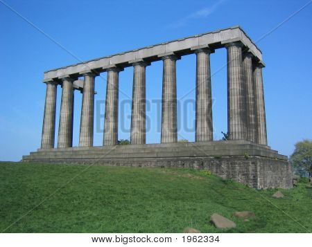 Edinburghs Discarce