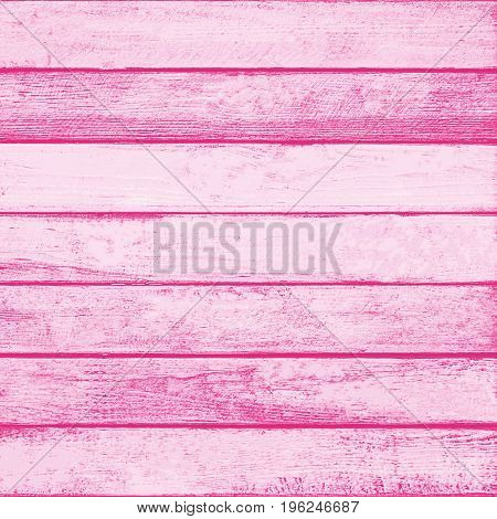 Ligth Pink Wood Wall Plank Texture For Background