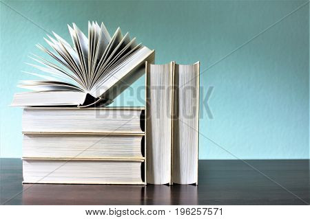 An image of books - education, vintage