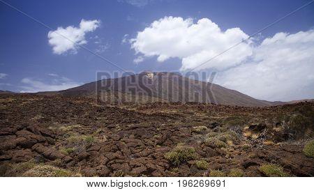 Canary Islands, Tenerife, Teide