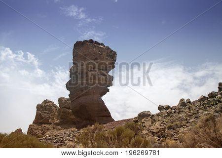 Canary Islands, Tenerife, Roques De Garcia