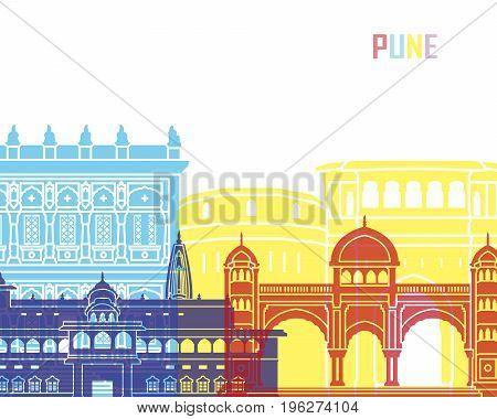 Pune Skyline Pop