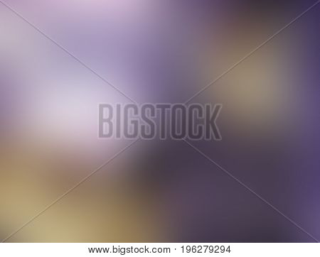 The varicolored blur Abstract picture in purple.