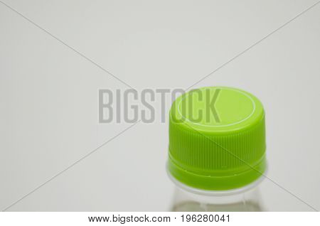 Plastic bottle cap. Package. Beverage. Juice drink.
