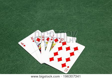 Poker Hands - Royal Flush