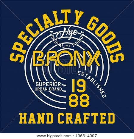 graphic design specialty goods bronx for shirt and print
