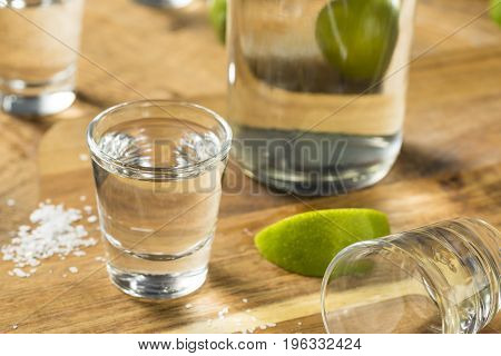 Alcohol Mezcal Tequila Shots
