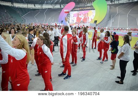 The World Games 2017 In Wroclaw, Poland