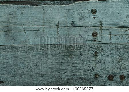 Closeup Of Grunge Dark Wood Background. Wooden Texture.