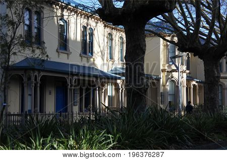 Symonds Street Merchant Houses