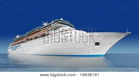 Floating City Boat