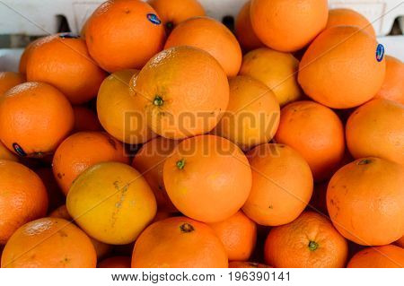 Oranges background or Oranges texture. Can be used Oranges for everything.