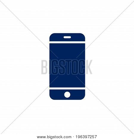 Smartphone Icon. Cellphone Screen Vector. Mockup Smartphone.