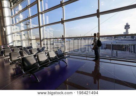Airport In Cumbica