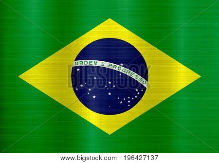 brazil national flag illustration maps  country land