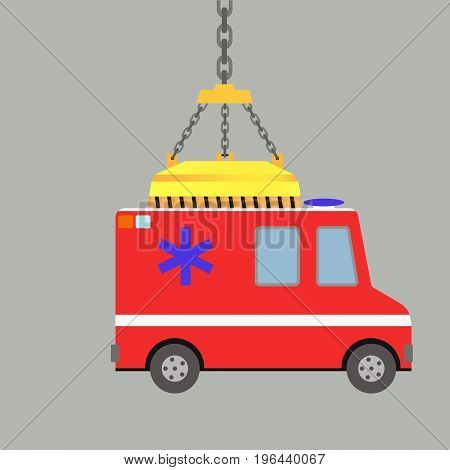 Ambulance Car Emergency