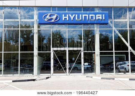 Hyundai Car Selling And Service Center