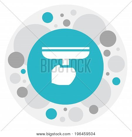 Vector Illustration Of Hygiene Symbol On Window Cleaner Icon