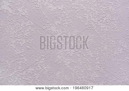 Textured background. Decorative plaster walls, external decoration of facade.