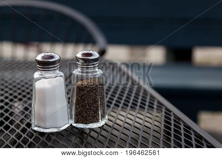 Patio Salt And Pepper