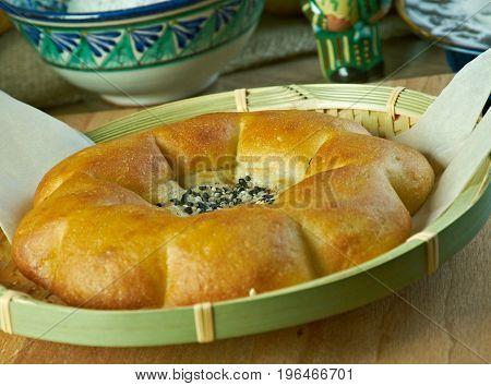 Central Asian Cuisin -