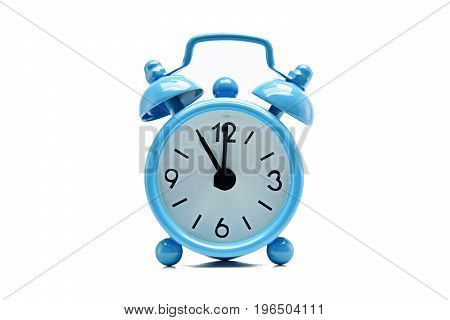 The Blue Alarm Clock