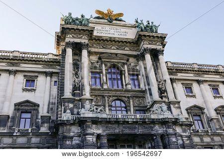 Neue Burg, Vienna