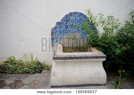 A Water Tap In Seville, Spain, Europe