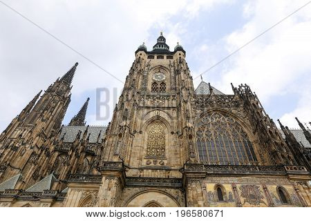 St Vitus Cathedral, Prague
