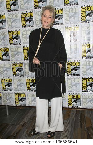 SAN DIEGO - July 20:  Jean Smart at the Comic-Con Day One at the Comic-Con International on July 20, 2017 in San Diego, CA