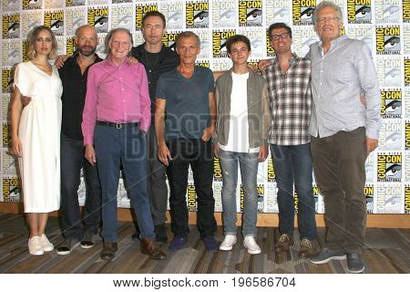 SAN DIEGO - July 20:  The Strain cast and producers at the Comic-Con Day One at the Comic-Con International on July 20, 2017 in San Diego, CA