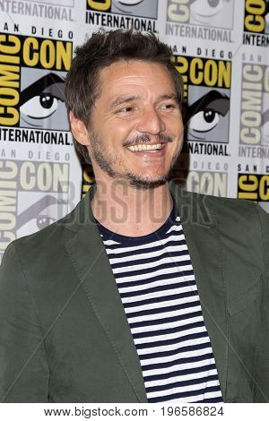 SAN DIEGO - July 20:  Pedro Pascal at the