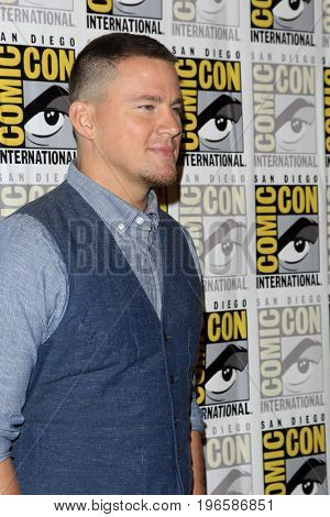 SAN DIEGO - July 20:  Channing Tatum at the