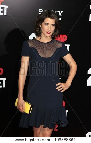 LOS ANGELES - APR 13:  Cobie Smulders at the