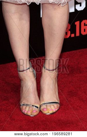 LOS ANGELES - APR 13:  Ellie Kemper at the