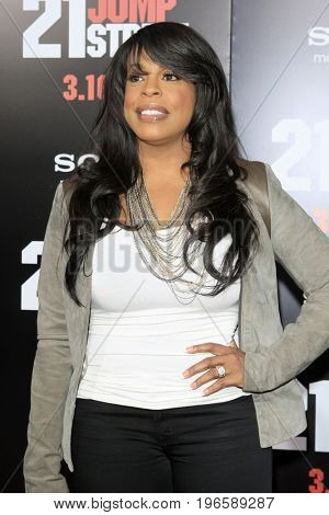 LOS ANGELES - APR 13:  Niecy Nash at the