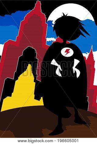 Superhero Scene 2013 11